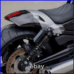 Harley-davidson V-rod Custom Rear Fender 07-17 Short Oval Vrscdx Vrscf Vrod