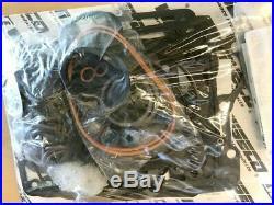 Harley twin cam 110 BIG BORE KIT, 2007-17 Touring & Softail Black V-Twin