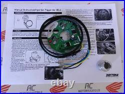 Honda CB 500 550 Four K0 K1 K2 K3 F elektronische Zündung electronic ignition