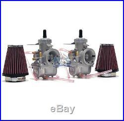 Honda CB350 CL350 Mikuni VM30 30mm Carb Carburetor Kit Cables