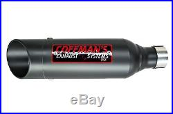 Honda CBR250R CBR 250R 2011 2012 2013 2014 Coffman Shorty Exhaust Muffler