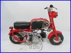 Honda CZ100 1964 Restored Monkey bike Z50A AU CZ100 Z50M Z50A 48CC