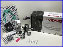 Honda Cr 125r Engine Rebuild Kit Crankshaft, Namura Piston, Gaskets 2000-2002