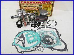 Honda Cr 250r Engine Rebuild Kit Hot Rods Crankshaft, Piston, Gaskets 1997-2001