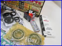 Honda Crf 250r Complete Engine Rebuild Kit Crankshaft, Piston 2004-2007