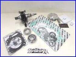 Honda Crf 250r Engine Rebuild Kit Crankshaft, Namura Piston, Gaskets 2004-2007