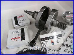Honda Crf 450r Wiseco Engine Rebuild Kit Crankshaft, Piston 2002-2008
