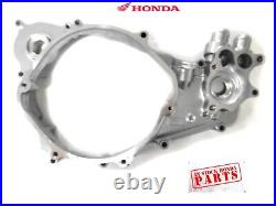 Honda Right Crankcase Inner Clutch Cover Water Pump Kick Start Cr500r Cr 500 R