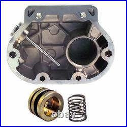 Hydraulic clutch release cover kit fits Harley Big Twins 1990-06 transmission