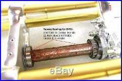 Inverted Forks Suspension DISC BRAKE XR50 CRF50 SDG SSR 110 125 Pit Bike