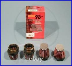 K&N UNIVERSAL Sport Luftfilter RC-0984 Flansch 54mm Oval & Konisch