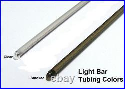 Kawasaki Vulcan S Fender Eliminator LED Brake & Turn Signal Light Bar Kit Smoke