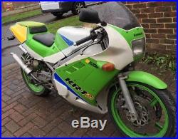 Kawasaki kr1s 1993