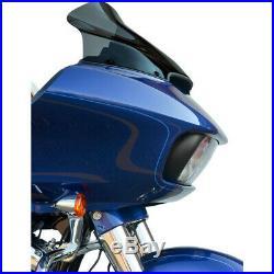 Klock Werks 14 Sport Flare Dark Smoke Windshield for Harley Road Glide 15-19