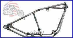 Kraft Tech Straight Backbone Rigid Hardtail Frame Harley Big Twin Custom Bobber