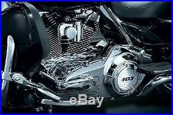 Kuryakyn 7 Piece Engine Chrome Package For Harley Davidson Touring 2009 2016