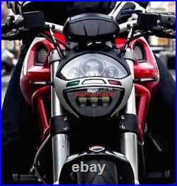 LED Headlight Ducati Monster 695, 696, 795, 796, 1100, 1100S & EVO. USA
