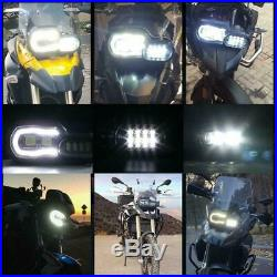LED Headlight Projector Headlamp For BMW F800GS F800R F700GS F650GS 2006-2017