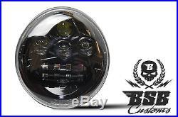 LED SCHEINWERFER V-Rod mit ECE Zeichen Harley Davidson V Rod VROD Night Rod Musc