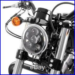 LED Scheinwerfer 5 3/4 für Harley Sportster Forty-Eight 48/ Seventy-Two