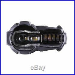 LED Scheinwerfer Daymaker BMW R 1200 GS + R 1200 GS Adv. Mit E Zulassung