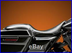 Le Pera Lepera Silhouette Full Length Seat 08-2020 Harley Touring Bagger Dresser