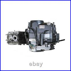 Lifan 125cc Engine Motor Kit Dirt Pit Bike Apollo Honda Trail CT70 ATC70 SSR 110