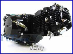 Lifan 125cc Motor Engine Carb Xr50 Crf50 Xr70 Crf70 Ct70 Sdg Ssr 110 M En18-set