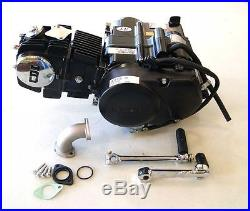 Lifan 125cc Semi Auto Engine Motor. Pit Bikes, ATC70, TRX90, CT70, Z50, CRF50