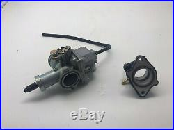 Lifan 250cc Motorcycle Engine with Carb. OHV single cylinder four stroke