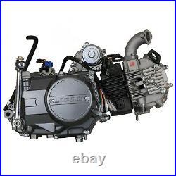 Lifan Racing 125cc Engine Motor Kit Semi Auto for Honda Trail CT70 CT90 110 Z50