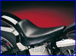 Low Profile LePera Le Pera Bare Bones BareBones Solo Seat Harley Softail LN-007