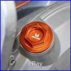 MOJO KTM Bling Kit CNC Billet Anodized Aluminum MOJO-KTM-BK1