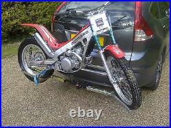 MOTORBIKE RACKS, MOTORCYCLE RACKS, for 4x4s and Vans FULL KIT, NEW