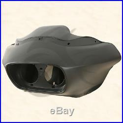 Matte ABS Inner & Outer Headlight Fairing For Harley FLTR Road Glide 1998-2013