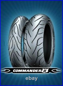 Michelin Commander 130/80b17 Front/rear 180/65b16 Tire Harley Electra Glide Road