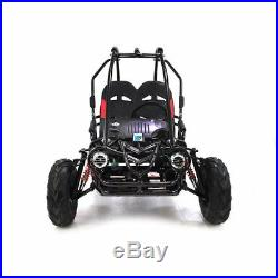 Mini Off Road Buggy Go Kart 156cc Black Micro Off Road Youth Children Kids