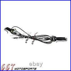 Motorcycle Ural M72 Original Handlebar With Grip Lever Cable For BMW R1 R71 M72