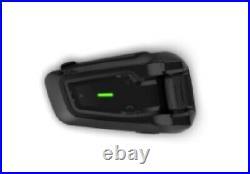 NEW Cardo Packtalk BOLD Special Edition BLACK PTB0040 JBL Speakers Headset