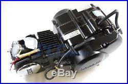 NEW SEMI AUTO LIFAN 125CC Motor Engine XR50 CRF50 70 CT70 SDG SSR 125 V EN21-SET
