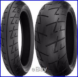 NEW Shinko 009 Motorcycle Tire SET 120/70-17 190/50-17 190/50zr17 120/70zr17