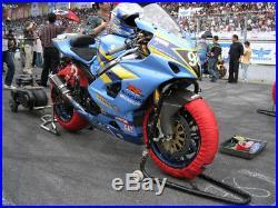 NEW Tyre / Tire Warmers Red Blue or Black Warranty