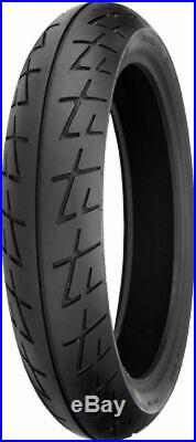 New 120/70-17 Front 180/55-17 Rear Shinko 009 Raven Motorcycle Tire set