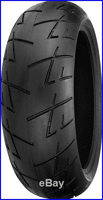 New 120/70 ZR 17 Front 180/55 ZR 17 Rear Shinko 009 Raven Motorcycle Tire set