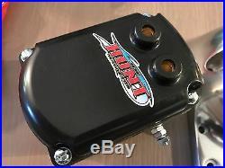 New 1973-92 Harley Davidson Shovelhead FX FL Joe Hunt Magneto Burkhart Cover