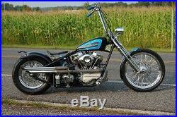 New 22 DNA Stock Length Chrome Springer Front End With Axle Kit Harley & Custom