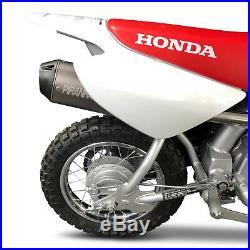 New PIRANHA Honda CRF50 Exhaust System Muffler Big Bore Pit Bikes CRF70