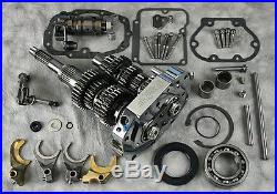New Ultima 6 Speed Tranny Builders Kit 98-902 Harley 1990 2006 Model Big Twin