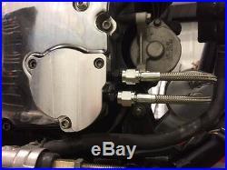 Oil Filter Relocation Kit Yamaha XVS1100A XVS1100 Custom XVS1100AT V-Star 1100