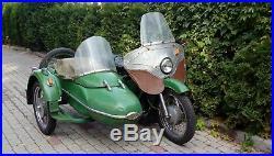 Orders for vintage motorcycles Dnepr K-750 Ural IMZ IZH JAWA VOSHOD M72 cossack